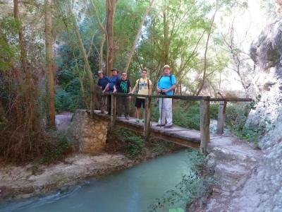 Tajos del rio Cacin