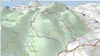 Ruta Sierra Mágina