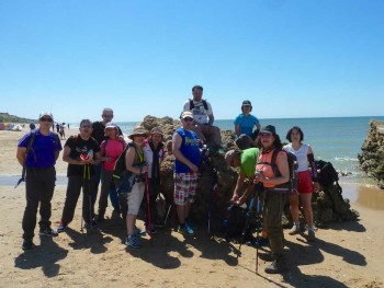 Senderismo Playas de Huelva