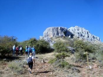 Ascenso al Jorobao