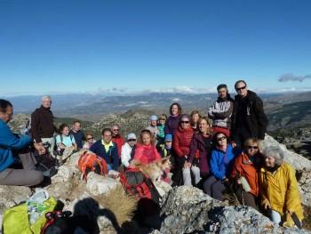 Subida al Trevenque 2016