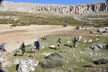 Ascenso al Cerro del Jimestral