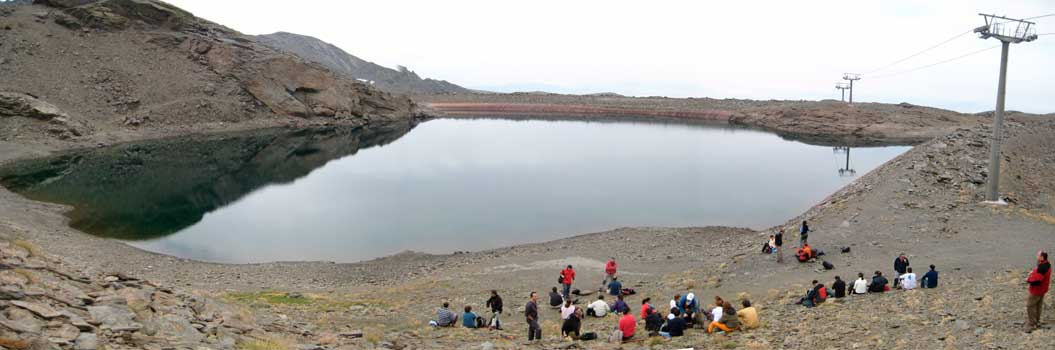 Próxima salida oficial: Sábado 29-9-2018, Por las lagunas de Sierra Nevada