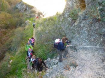 Tajos del rio Cacín