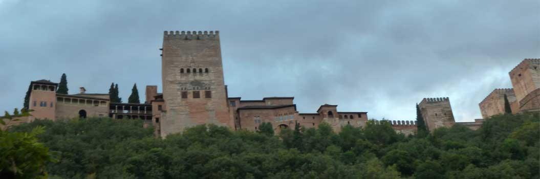 PRÓXIMA SALIDA OFICIAL: Sábado 14 de Septiembre de 2019 - Acequia real de la Alhambra