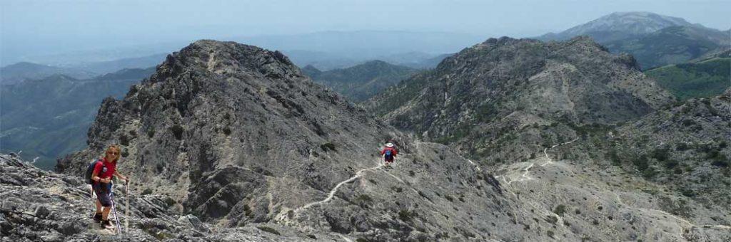 Ascenso al Lucero