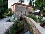 Jardín romántico de Velez de Benaudalla