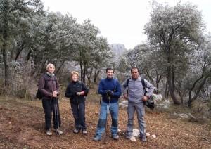 Sierra de Huetor Santillán