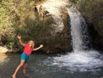Cascada del rio Dilar